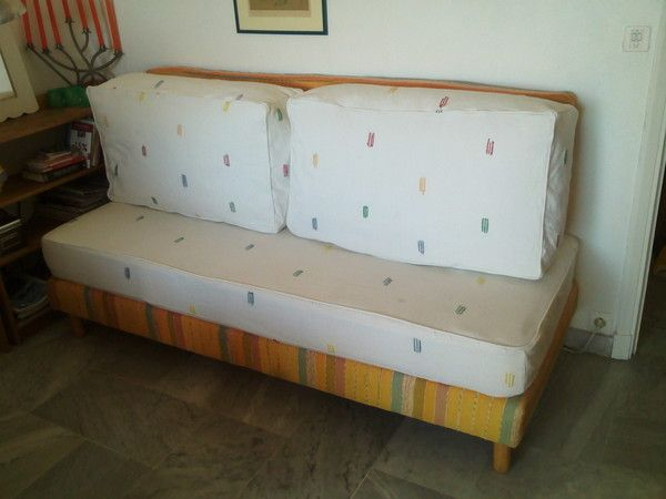 cr ation des coussins pour banquette. Black Bedroom Furniture Sets. Home Design Ideas